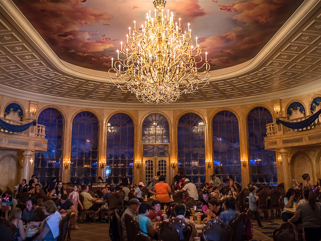 The Best Places to Drink in Disney World