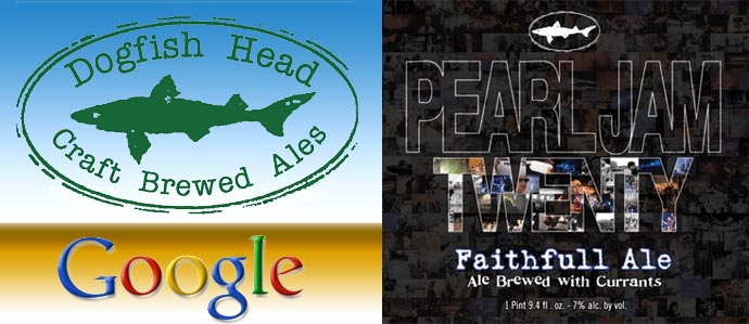 Dogfish Head Getting Geeky with Google & Cool with Pearl Jam