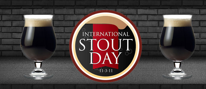 What Will You Drink for International Stout Day, Nov 3?