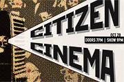 DC Brau Launches Citizen Cinema