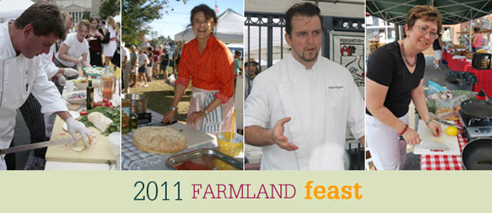 Local Wines and Autumnal Cocktails at the Farmland Feast, Nov 7