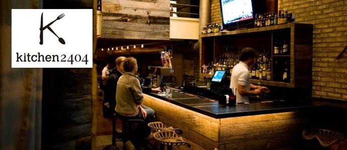 Kitchen 2404's Boozy, Bluesy, Late Night Brunch, Nov 10