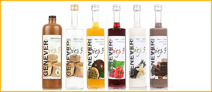 Free Diep 9 Genever Samples at Granville Moore's, Nov 12