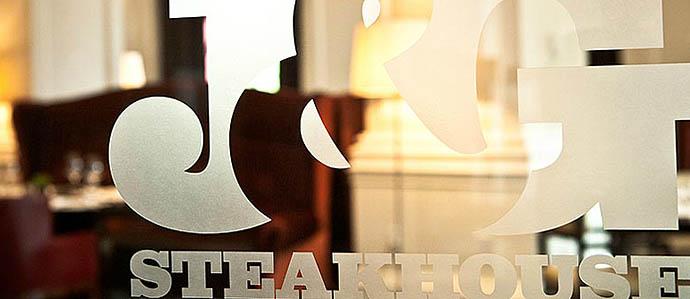 J&G Steakhouse: Happy Hour on the Hour & JG2GO