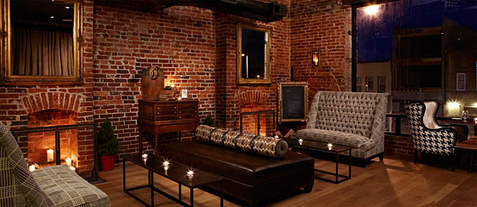 Warm Up: 9 D.C. Bars with Fireplaces