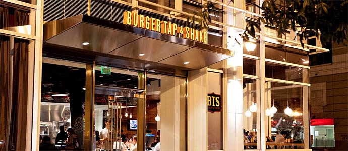 Bar Review: Burger, Tap & Shake