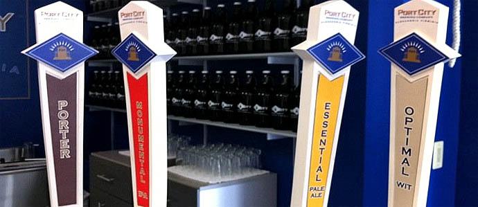 Port City Brewing at Park Hyatt Masters of Food & Wine, Jan 14