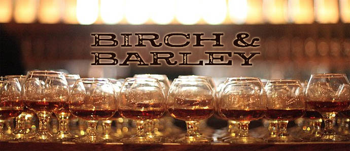 Birch & Barley's Scottish Feast with Williams Brothers Brewing, Jan 30