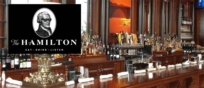 What to Drink at The Hamilton