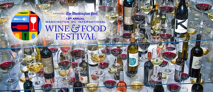 13th Annual International Wine & Food Festival, Feb 11 and 12