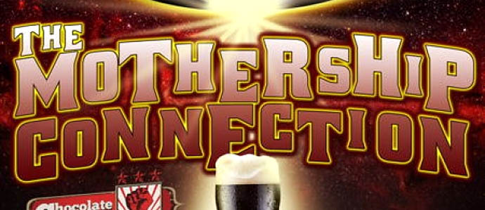 The Mothership Connection: Chocolate City Beer's First Limited Release, Feb 29