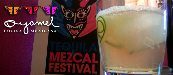 Oyamel Toasts Spring with Tequila & Mezcal Festival