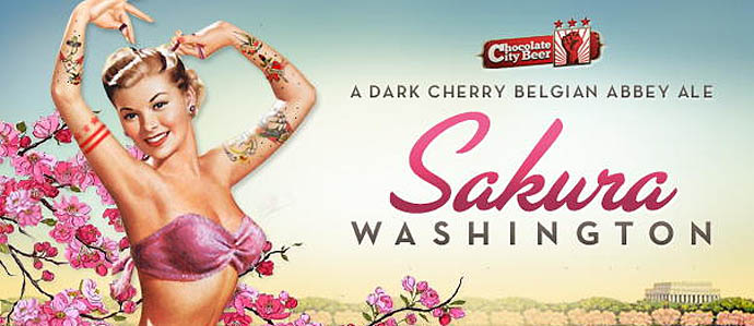 Taste Chocolate City's Sakura Washington on H Street