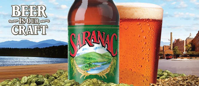 Beer Review: Saranac Shandy