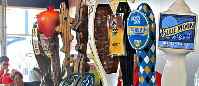 National Trend: Craft Beer Shows Up at the Ballpark