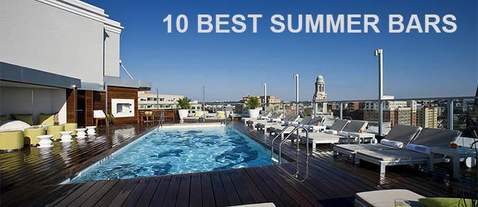 10 Best D.C. Bars for Summer