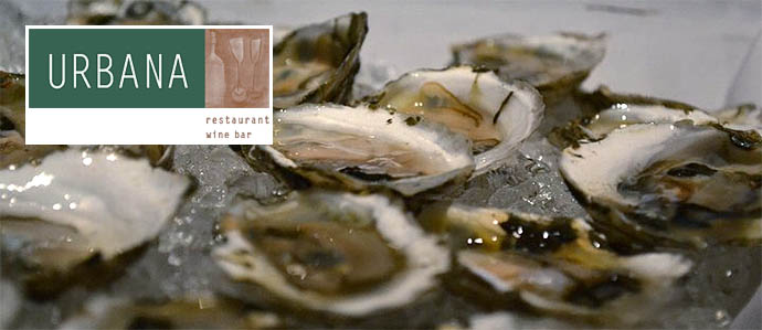 Urbana Celebrates Six Years With Oyster & Beer Specials, July 13-21
