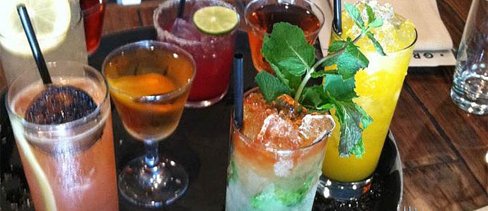Drink to Summer Restaurant Week, August 13-19