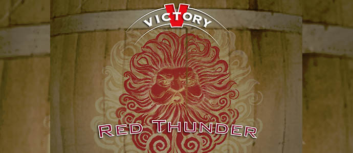 Victory Brewing Co. to Release Wine Barrel Aged Red Thunder