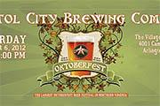 Capitol City Brewing Hosts 13th Annual Mid-Atlantic Oktoberfest, Oct. 6