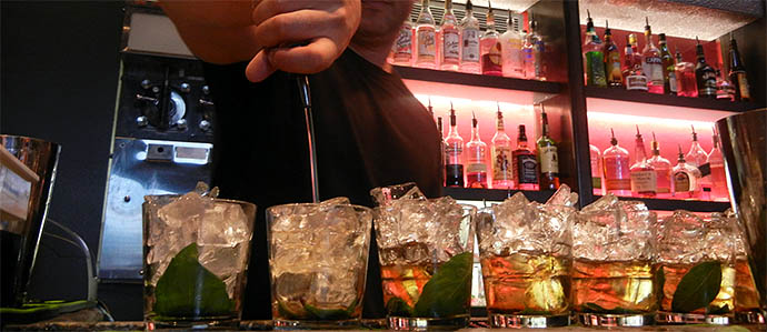 New Fall Cocktails at Masa 14