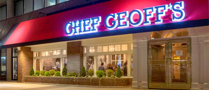 Chef Geoff's Opens in Rockville, MD