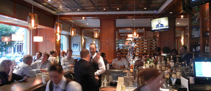 Daily Grill Introduces New Happy Hours and Renovated Bar