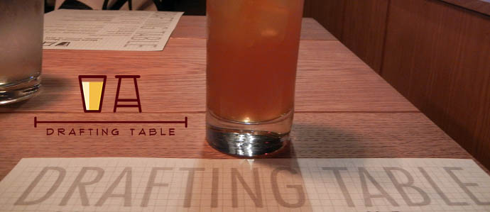 Drafting Table Now Open on 14th Street