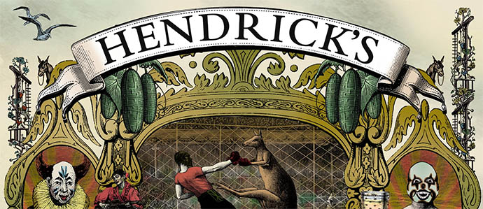 Liquor Lessons: Hendrick's Gin Cocktail Academy