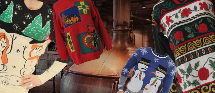Bier Baron Anchor Before Xmas Party & Ugly Sweater Contest, November 29