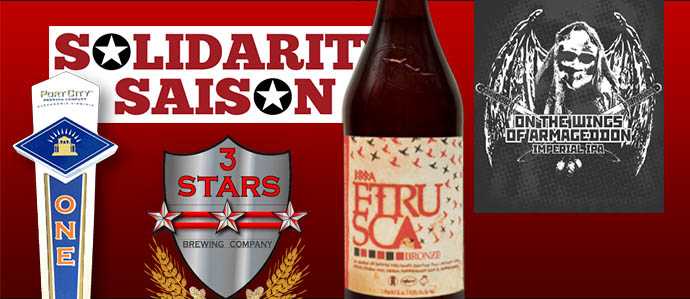 D.C. Beer: Top 5 New Local Beers of 2012