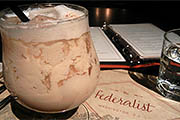 The Federalist Shakes up Early American Cocktails With Winter-Worthy Infusions