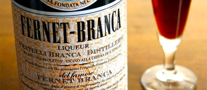 Along With the Dark Knight, Fernet Branca Rises