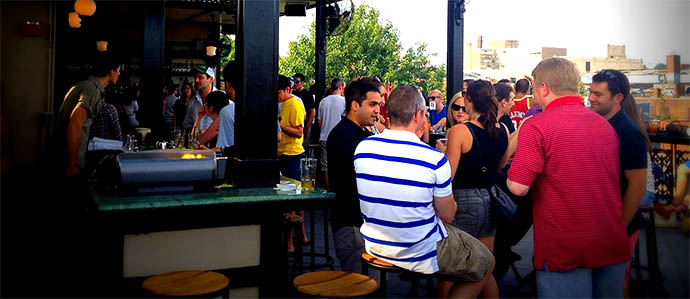Washington, D.C.'s 10 Hottest Bars of 2012
