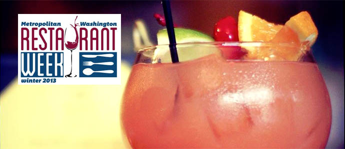 Metropolitan Washington Restaurant Week Drink Deals: 8 Reservations to Make Now