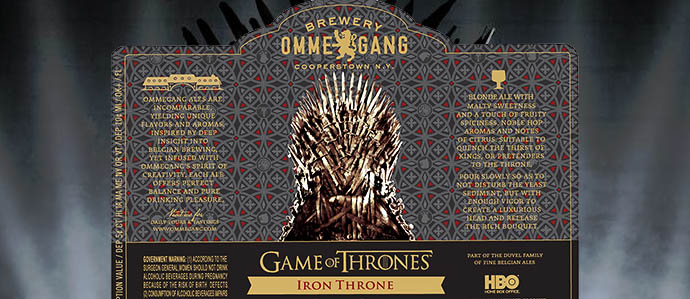 Game of Thrones Beer From Ommegang Debuts at SXSW