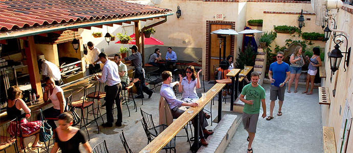 Top 10 Places To Drink Outdoors In Washington D C Drink Dc The