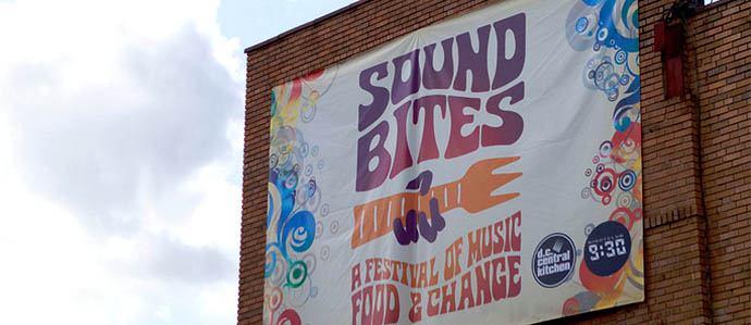 DC Central Kitchen Sound Bites Food and Music Festival, May 19