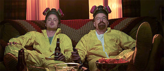 The Breaking Bad Drinking Game