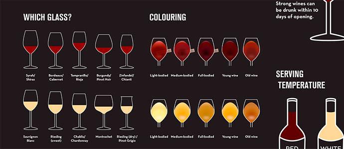 Worthy Wine Wisdom, in Infographic Form