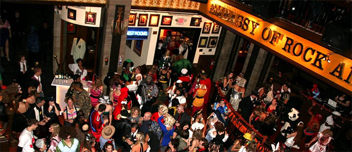 Halloween Party Guide for Washington, D.C.