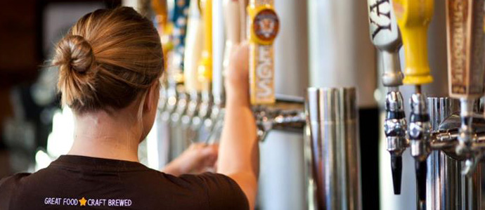 Coming Soon: City Tap House, Bringing 40 Taps And Elevated Pub Grub To DC