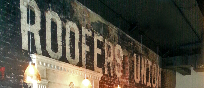 Roofers Union Takes the Tavern Concept to the Next Level in Adams Morgan
