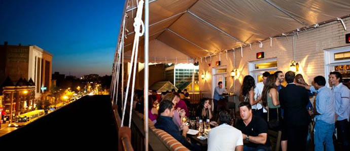 Enjoy Drinks All Year Round at These 7 Rooftop Bars in Washington, D.C.