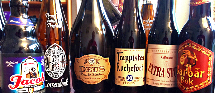 DCanter Hosts 'The Beers of Belgium' Tues., March 25