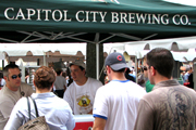 Capitol City Brewing Company to Host the Region's First-Ever Spring Beer Festival, Sat. April 26