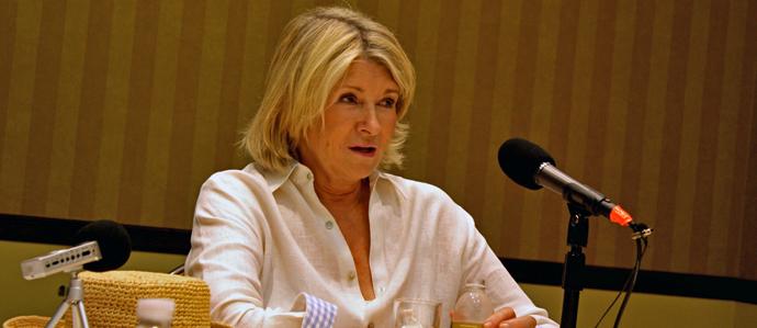 Martha Stewart Swears Gin Improved Her Scrabble Game