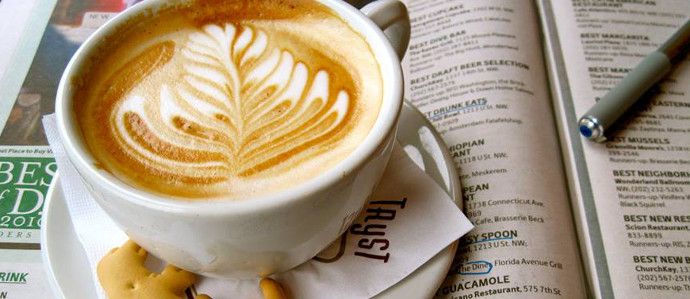 Where to Get Caffeinated in DC with a Boozy Twist