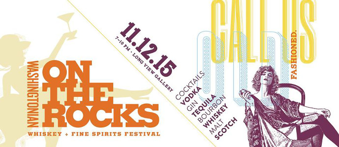 Enjoy the Finer Things in Life at the On the Rocks Whiskey & Fine Spirits Festival, Nov. 12