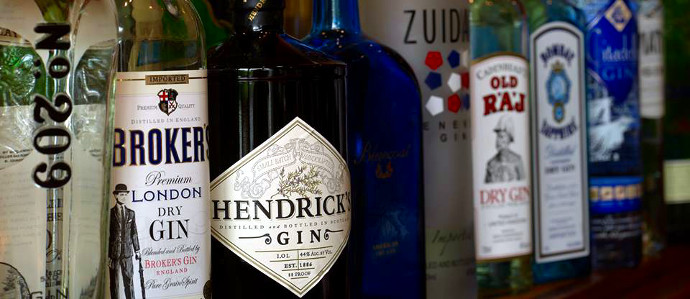 D.C.'s Best Bars for Sipping Gin and Tonics
